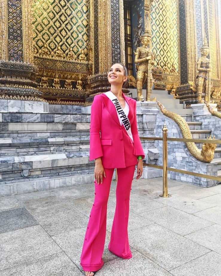Full-Time Mom Version of Miss Universe 2018 Catriona Gray's Winning Answer