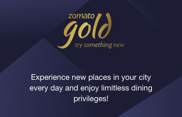 Save on Group Meals with Zomato Gold: Use My Code For Your Discount