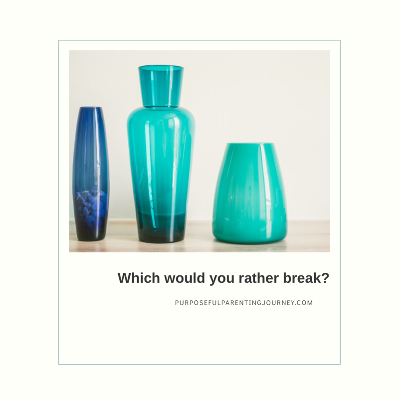 Which Would You Rather Break?